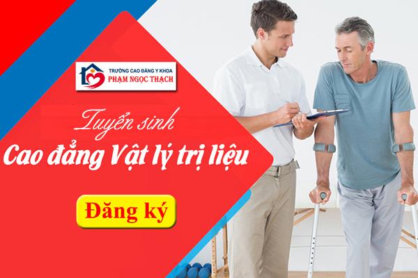 Cao đẳng Vật lý trị liệu Đà Nẵng tuyển sinh 2018