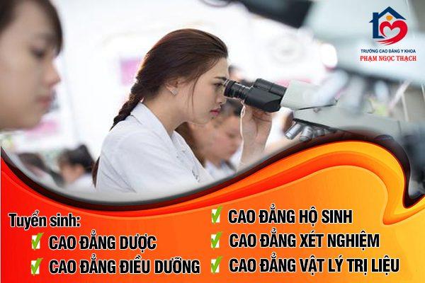 Học phí Cao Đẳng Xét Nghiệm Đà Nẵng là bao nhiêu?