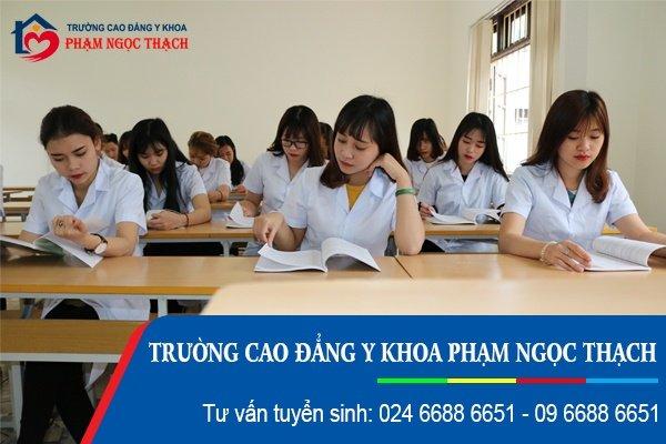 Trường Cao đẳng Y khoa Phạm Ngọc Thạch tuyển sinh chỉ cần tốt nghiệp THPT