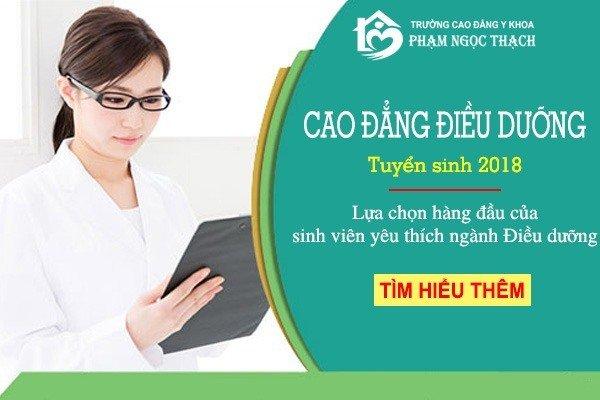 Cao đẳng Điều dưỡng Hà Nội tuyển sinh 2018 có gì mới?