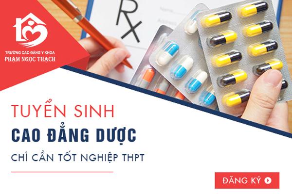 Tuyển sinh Cao Đẳng Y Dược tại Quận Sơn Trà, TP Đà Nẵng 2018