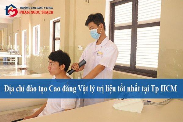 cao đẳng vật lý trị liệu hà nội