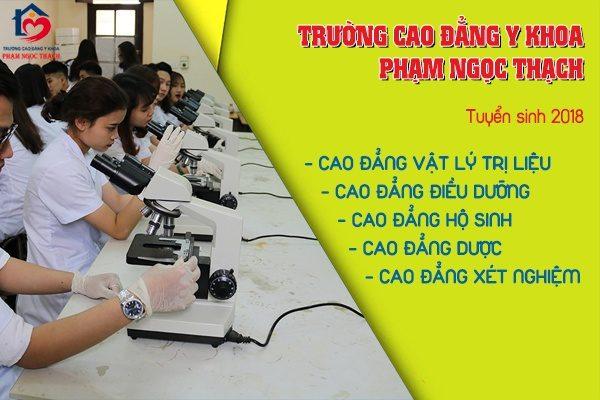 Cao đẳng vật lý trị liệu tại Hà Nội