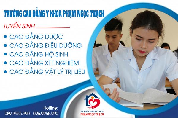 Tuyển sinh Cao Đẳng Y Dược tại quận Cẩm Lệ, Đà Nẵng 2018