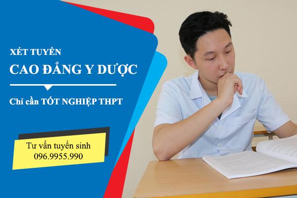 Tuyển sinh Cao Đẳng Y Dược tại quận Liên Chiểu, Đà Nẵng 2018