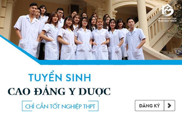 Tuyển sinh Cao Đẳng Y Dược tại Quận Thanh Khê, TP Đà Nẵng 2018