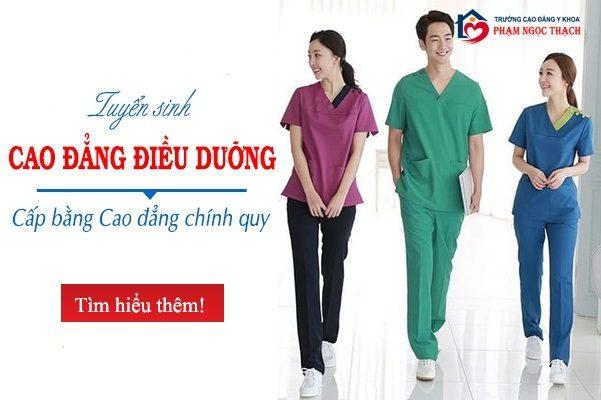 Những giấy tờ cần thiết đăng ký cao đẳng điều dưỡng