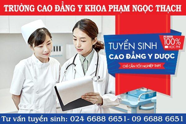 Học phí cao đẳng y dược