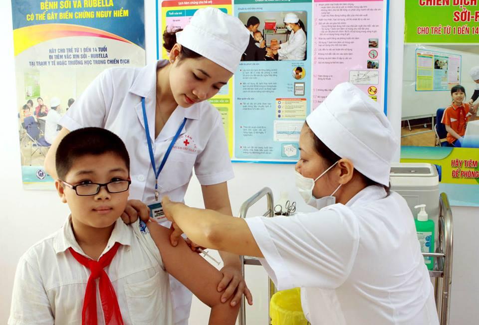 17 tiêu chuẩn tiêm an toàn của Bộ Y tế