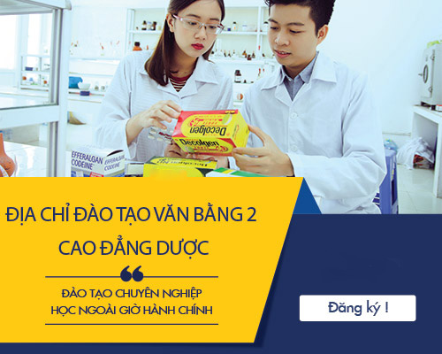 Tuyển sinh văn bằng 2 Cao Đẳng Y Dược Đà Nẵng 2018