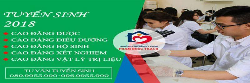 Tuyển sinh 2018 cao đẳng y dược Hà Nội
