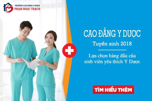 Cao đẳng y dược Hà Nội 2018