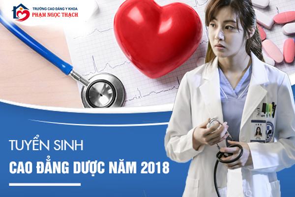 Cao đẳng Dược Hà Giang tuyển sinh 2018[Điểm chuẩn, học phí]