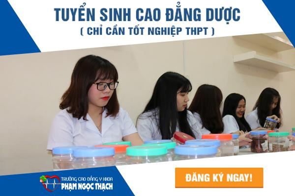 Cao đẳng y khoa Phạm Ngọc Thạch tuyển thí sinh tại Quảng ninh
