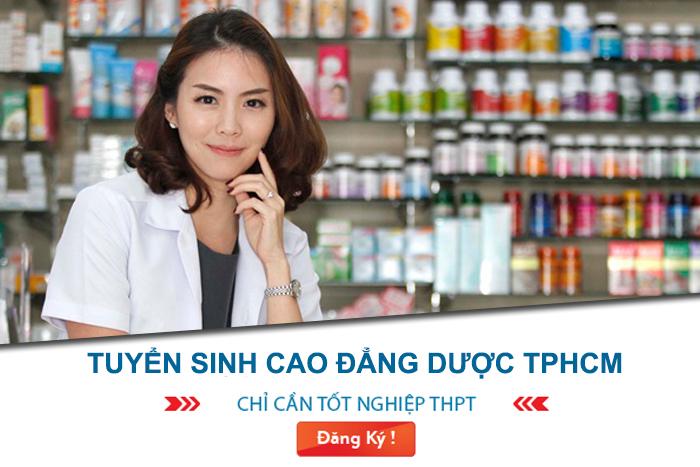 Cao đẳng dược Thanh Hóa tuyển sinh 2018