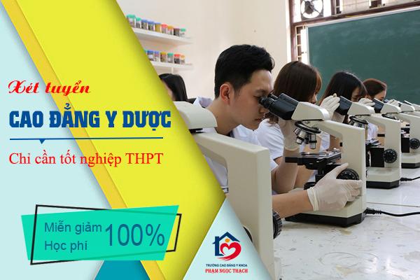 Cao đẳng Dược Tuyên Quang tuyển sinh 2018[Điểm chuẩn, học phí]