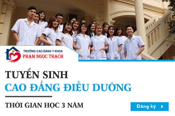 Chỉ tiêu tuyển sinh Cao đẳng Điều dưỡng Hà Nội năm 2018