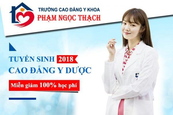 Hệ cao đẳng y Dược Phạm Ngọc Thạch