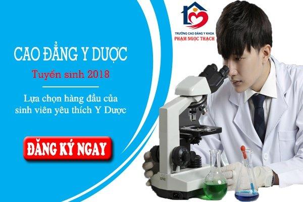 Trường cao đẳng y khoa Phạm Ngọc Thạch tuyển sinh ngành hộ sinh, vật lý trị liệu Hà Nội